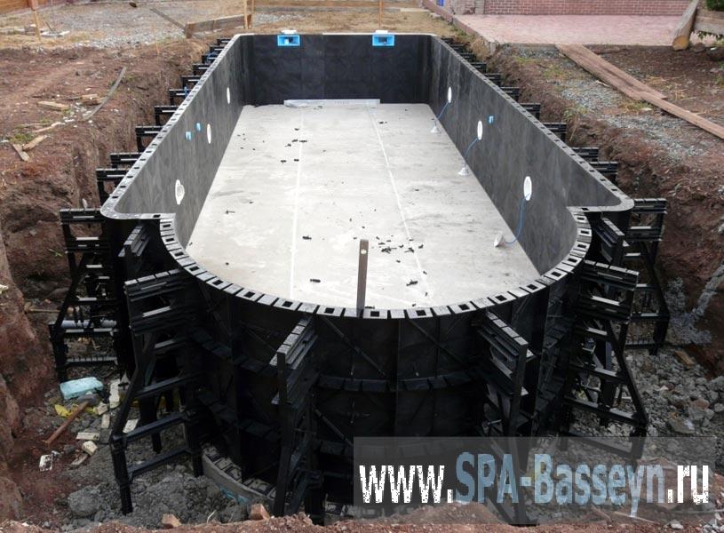 О строительстве бассейнов под ключ